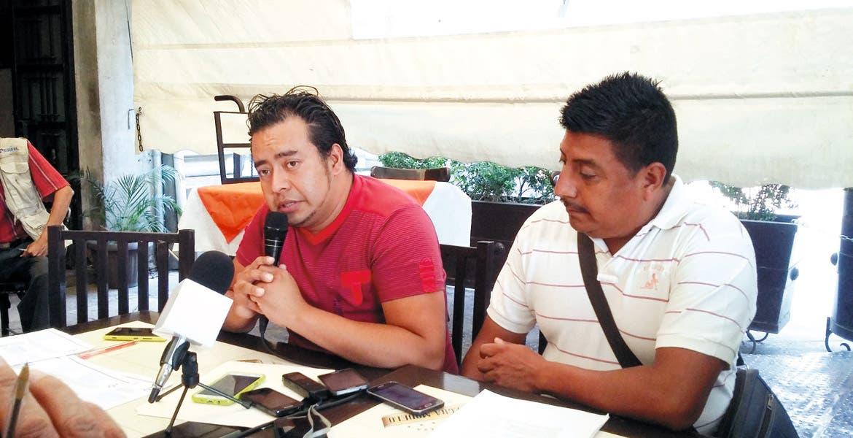 Señalan. El regidor Juan Jesús Anzures García acusó al alcalde de Ocuituco, Víctor Hugo Bobadilla Gutiérrez, de no dar informes del manejo de los recursos.