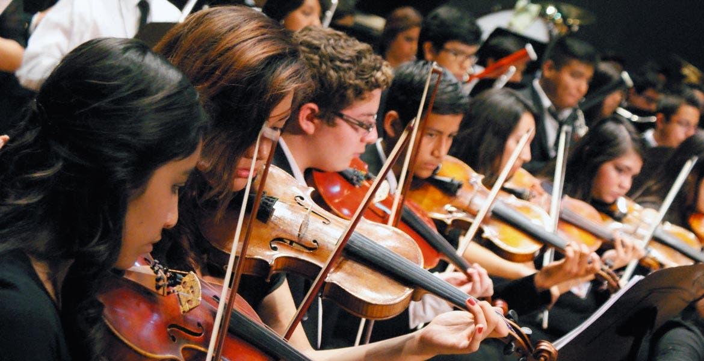 Evento. Una de las presentaciones estelares será la de la Orquesta Sinfónica Infantil de México, mañana a las 18:00 horas en el Teatro Ocampo.