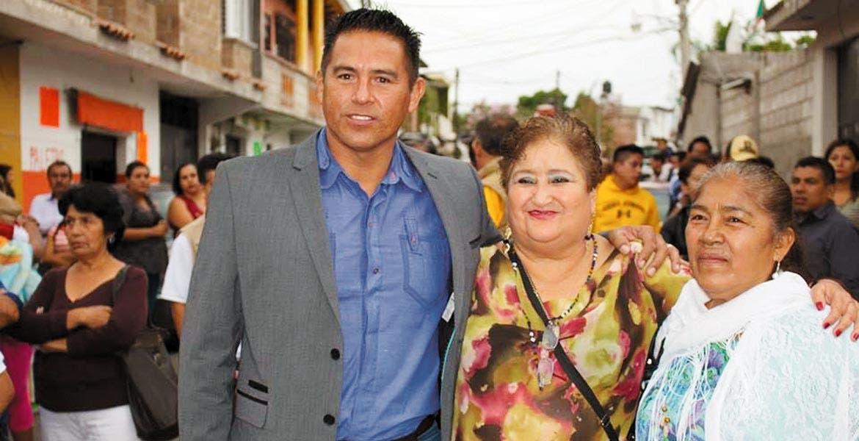 Informan. Samuel Orihuela señaló que desde la llegada de la alcaldesa Irma Camacho, han disminuido 20 por ciento la cartera vencida en el sistema de agua de Temixco.