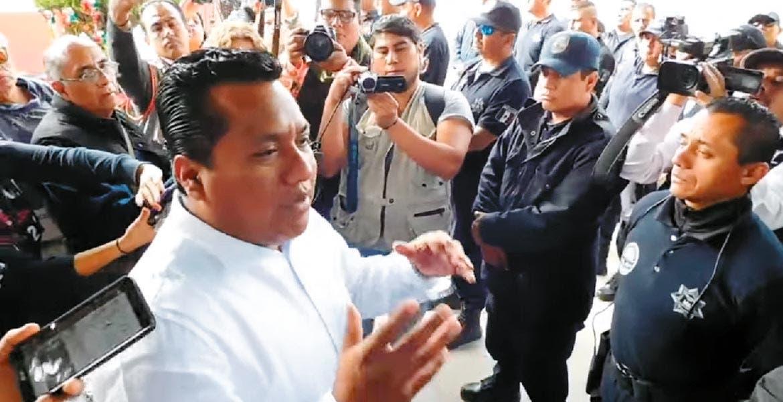Problemática. Tlaquiltenango es el único municipio donde la autoridad municipal ha tenido roces al momento de la aplicación de la estrategia policial.