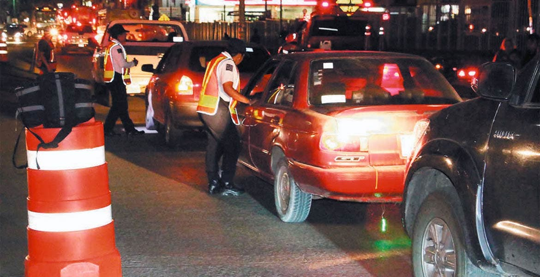 Ejemplo. Cuernavaca adoptará la forma de operar del programa alcoholímetro de Jiutepec, en la cual los vehículos son remitidos al corralón y los conductores pueden irse a su casa.