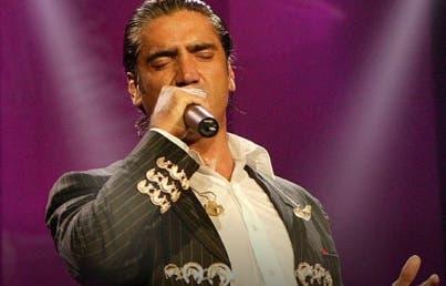 Alejandro Fernández cancela conciertos en Puebla y Pachuca