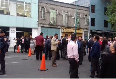 Alerta de sismo en la CDMX fue falsa alarma: Protección Civil