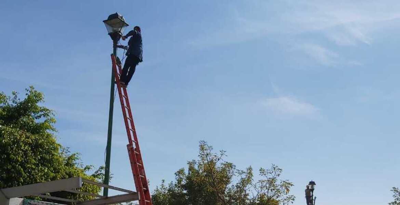 Avanza la concesión del alumbrado público en Cuernavaca