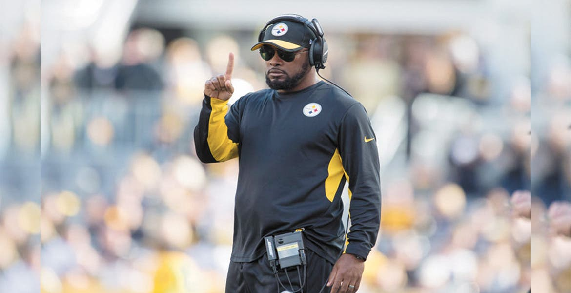 Pittsburgh Steelers extiente contrato de Mike Tomlin hasta el 2021