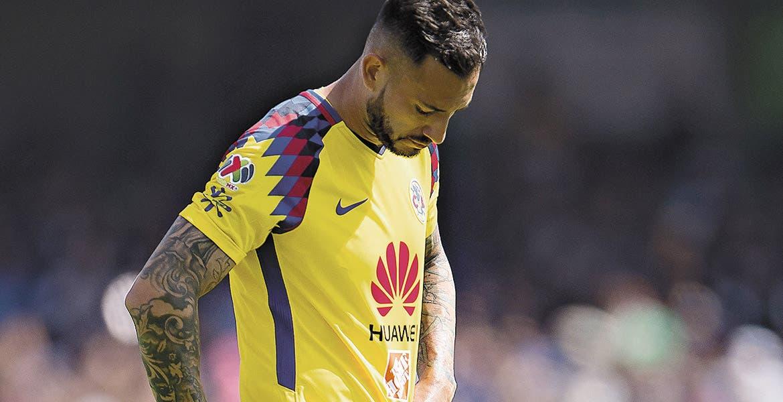 América pierde por lesión a defensa argentino Emanuel Aguilera