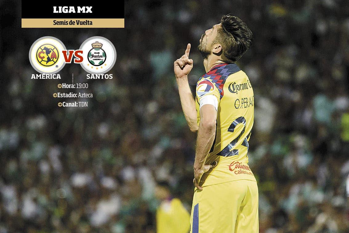 Santos va por el pase a la final — Liga MX