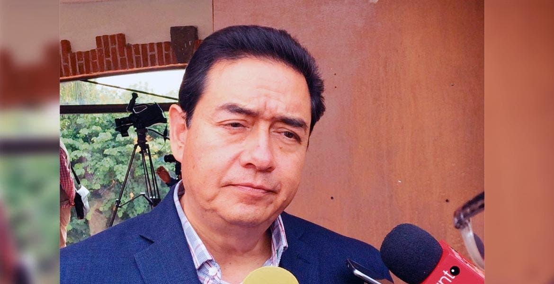 Aviso. Dipútado Víctor Caballero no descarta acudir a tribunales y amparar a los trabajadores.