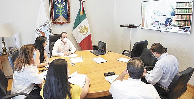 Analizan Ejecutivo y Federación apertura controlada en Morelos
