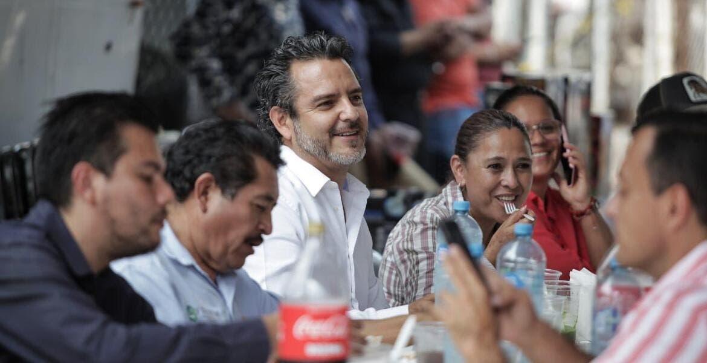 Confirma el alcalde de Cuernavaca recorte de personal en Ayuntamiento