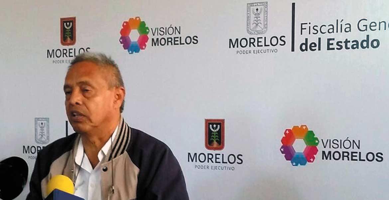 Informan. En conferencia de prensa, Samuel Nava Vázquez anunció que en enero y febrero podrían iniciar con los trabajos para exhumar y reinhumar 35 cadáveres de la fosa común de Jojutla.