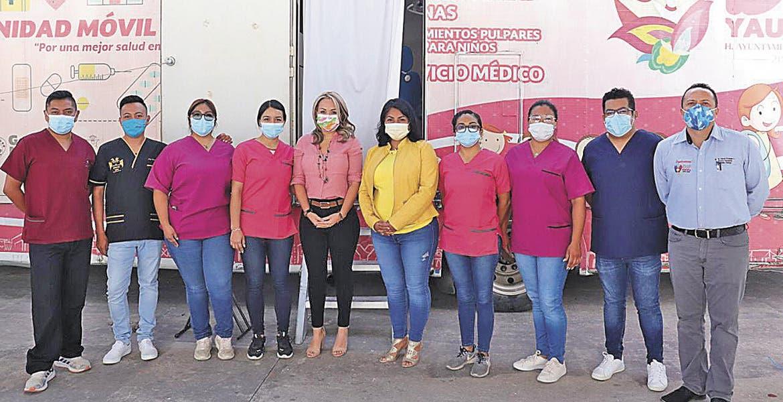 Apoya DIF de Yautepec a personas de Tepalcingo