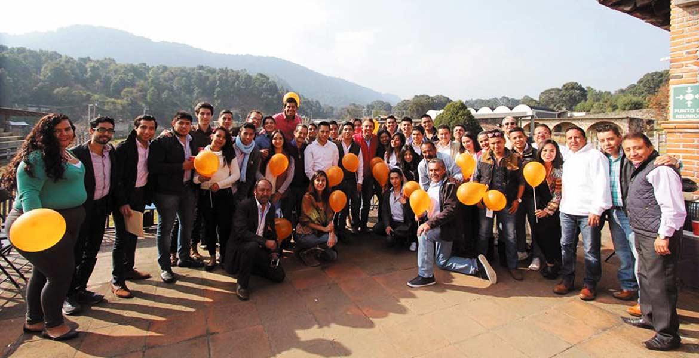 Actividades. La Sedesol realizó en Morelos un foro de capacitación a los 33 enlaces municipaes del Intituto Mexicano de la Juventud (Imjuve).