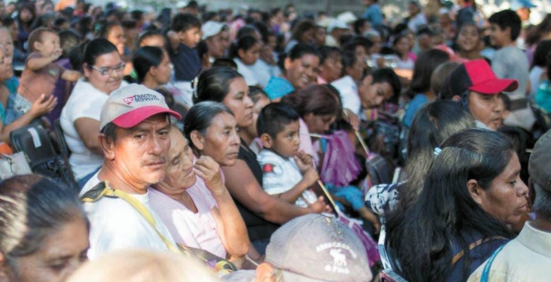 Paisanos. Integrantes de la fundación aseguran que son aproximadamente 15 mil temixquenses los que emigraron hacia Estados Unidos.