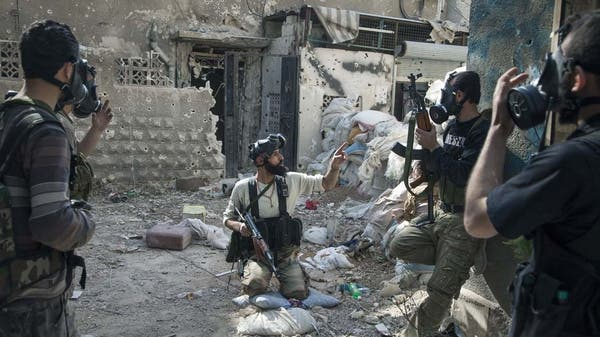OPAQ llega al lugar del presunto ataque químico en Duma