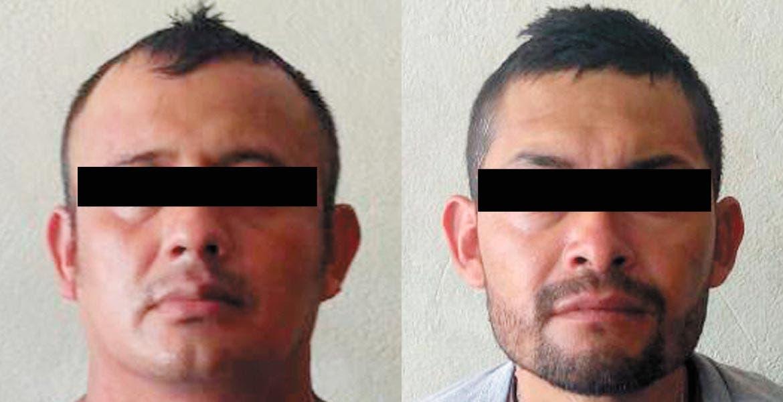 Un ex policía de Sonora y su cómplice fueron asegurados en la colonia El Estribo, después de que robaran más de 70 mil pesos a un cuentahabiente que salía de un banco.