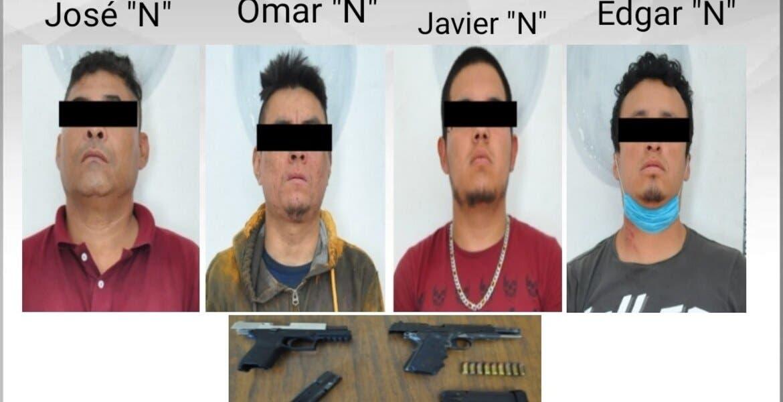 Cuatro detenidos y 1 muerto, tras balacera y asalto a centro joyero de Cuautla