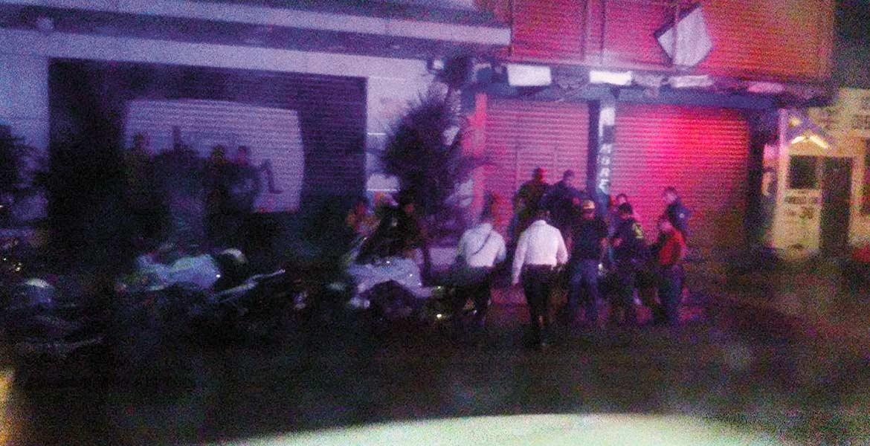 El atraco. Un asaltarrutas fue herido a navajazos al forcejear con unos pasajeros, luego de que lesionaran a dos personas en un intento de asalto a una Ruta Interescolar.