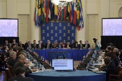 Venezuela se retira de consulta de cancilleres permanentes de OEA