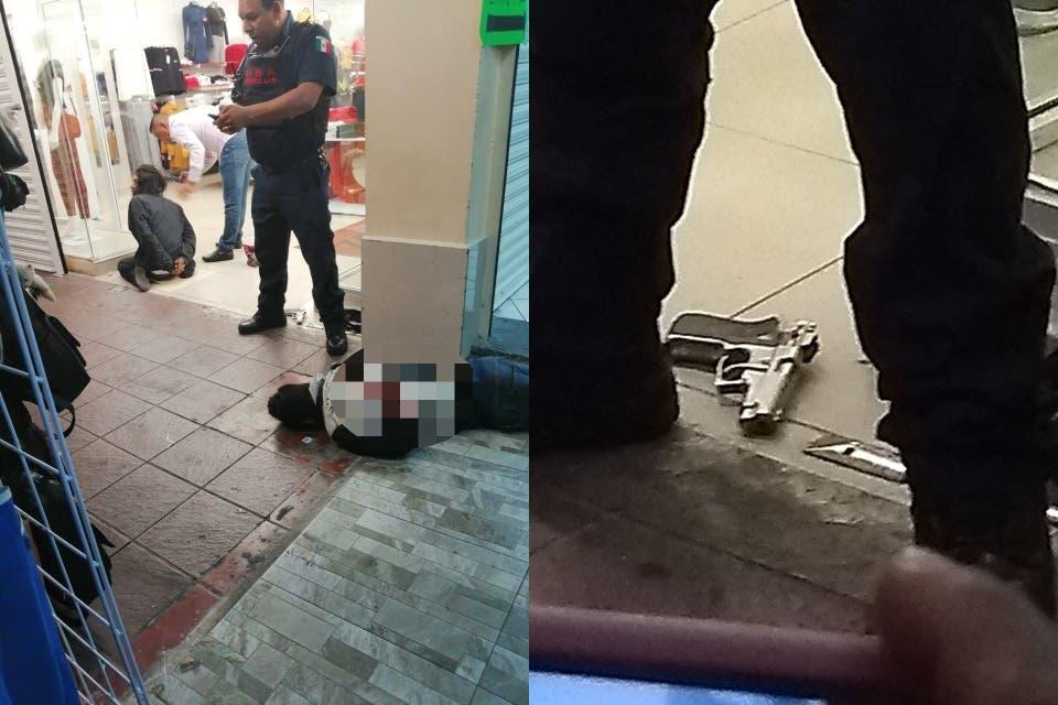 Tras discusión, asesina a su hermanastro a balazos en el Centro de Cuernavaca