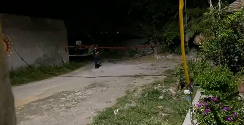 Asesinan de 7 balazos a un hombre en Jiutepec