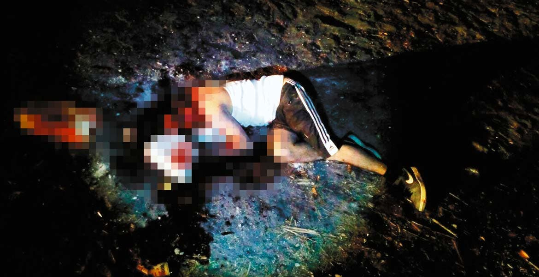 Diligencias. Un joven fue asesinado al ser golpeado con un block en la cabeza, a orillas de la carretera Ticumán-Yautepec, a la altura de la colonia Diego Ruiz.