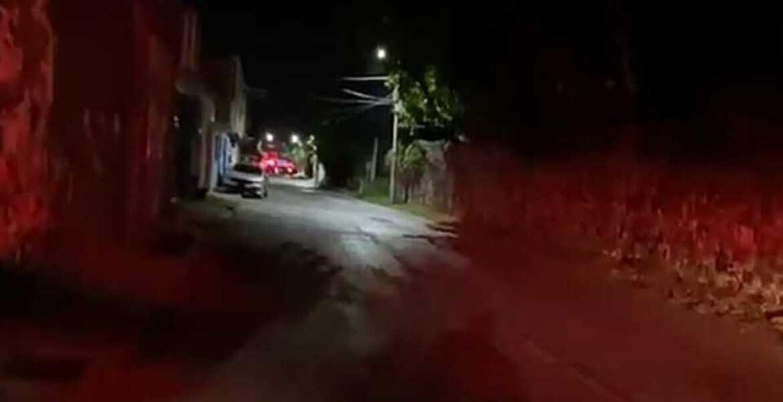 Asesinan a una pareja a balazos en Jiutepec