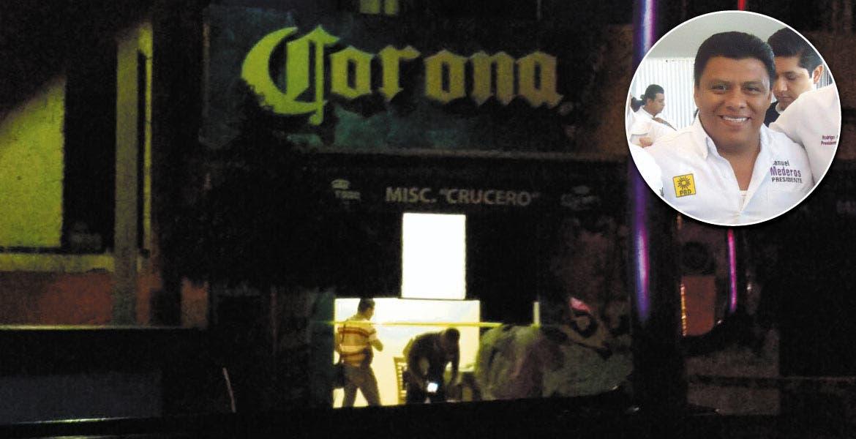 Diligencias. Juan Manuel Mederos Flores fue asesinado en un bar.