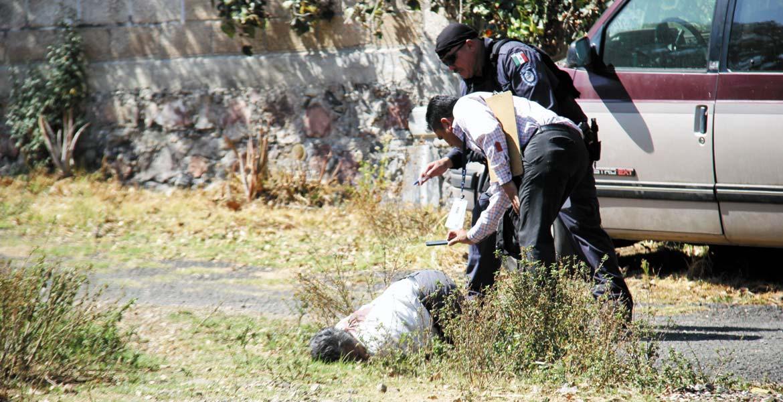 Crimen. Un taxista fue asesinado a golpes al resistirse a ser despojado de sus pertenencias, en la colonia San Miguel Apatlaco