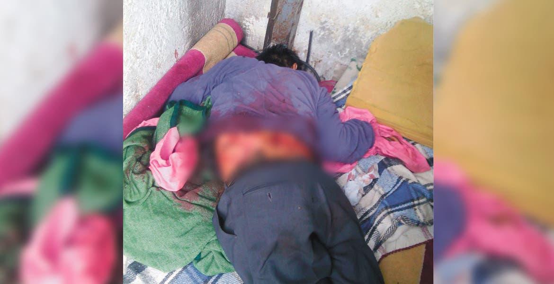 Homicidio. Un indigente conocido como Hugo fue asesinado de 20 puñaladas en un cuarto abandonado en donde vivía en Chamilpa.