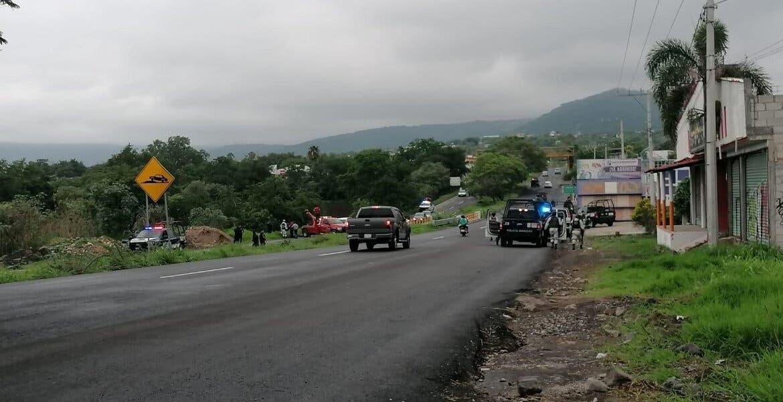 Asesinan a balazos a policía en Yautepec