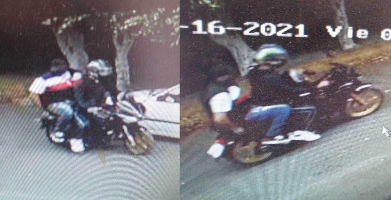 Captan en cámara a presuntos asesinos de taxista en Cuernavaca