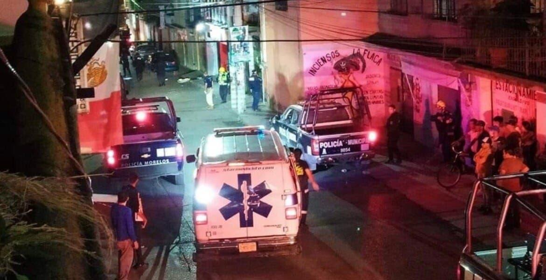 Asesinan a sujeto en antro El Barcito, de Jiutepec; hay otro herido