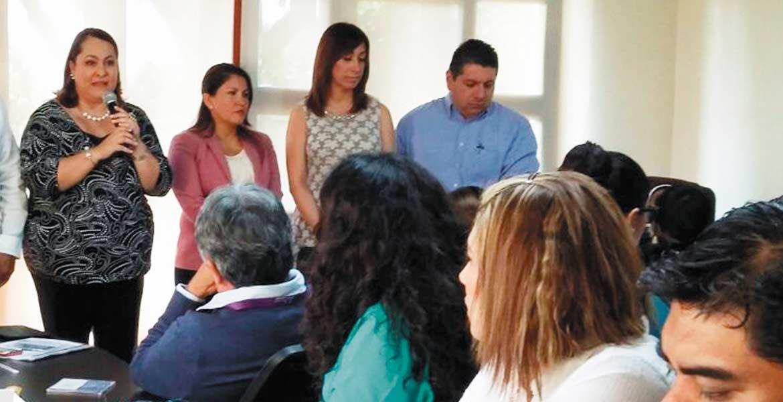 Reunión. Autoridades estatales y federales sostuvieron una mesa de trabajo para impulsar la colaboración.