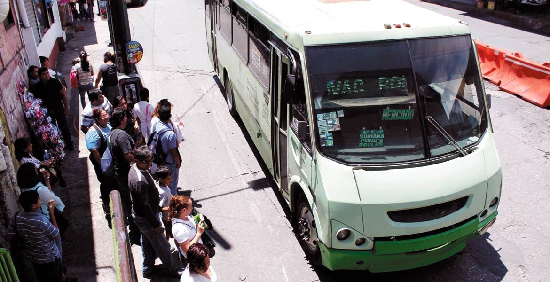Actual. Las empresas que hay son las rutas 13, 7, 18, 20 , 4, Verdes de Morelos, OMSA, Ometochtli y Aliados.