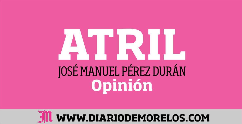 Atril: El cuento del regidor Salgado - Diario de Morelos