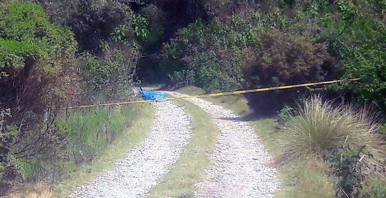 El deceso. Heriberto murió al ser arrollado por un Jeep en un camino de terracería.