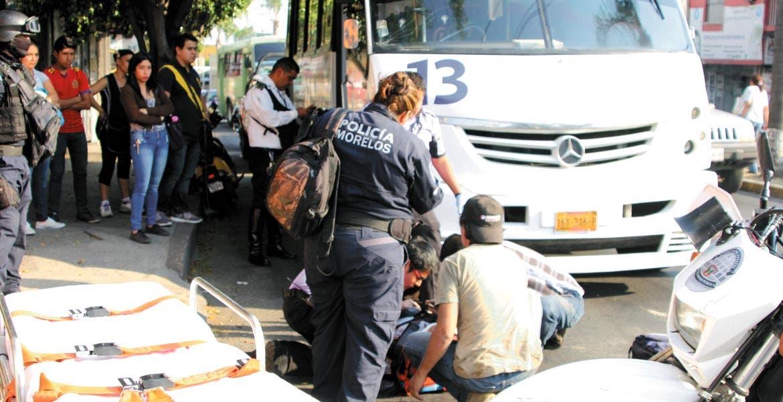 Deceso. Eustolio murió tras ser atropellado por una Ruta 13, cuando viajaba a bordo de su moto por la avenida Plan de Ayala.