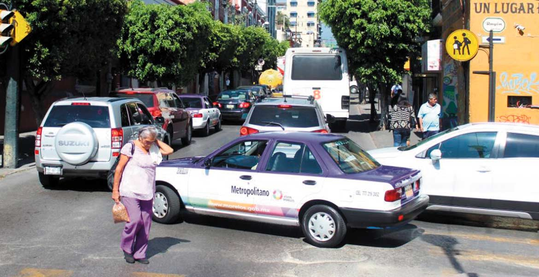 Convocatoria jLlama la Secretaría de Movilidad a presentar las quejas por alza en tarifas en el transporte público.