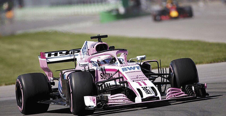 Carlos Sainz y Sergio Pérez cruzan declaraciones tras incidente