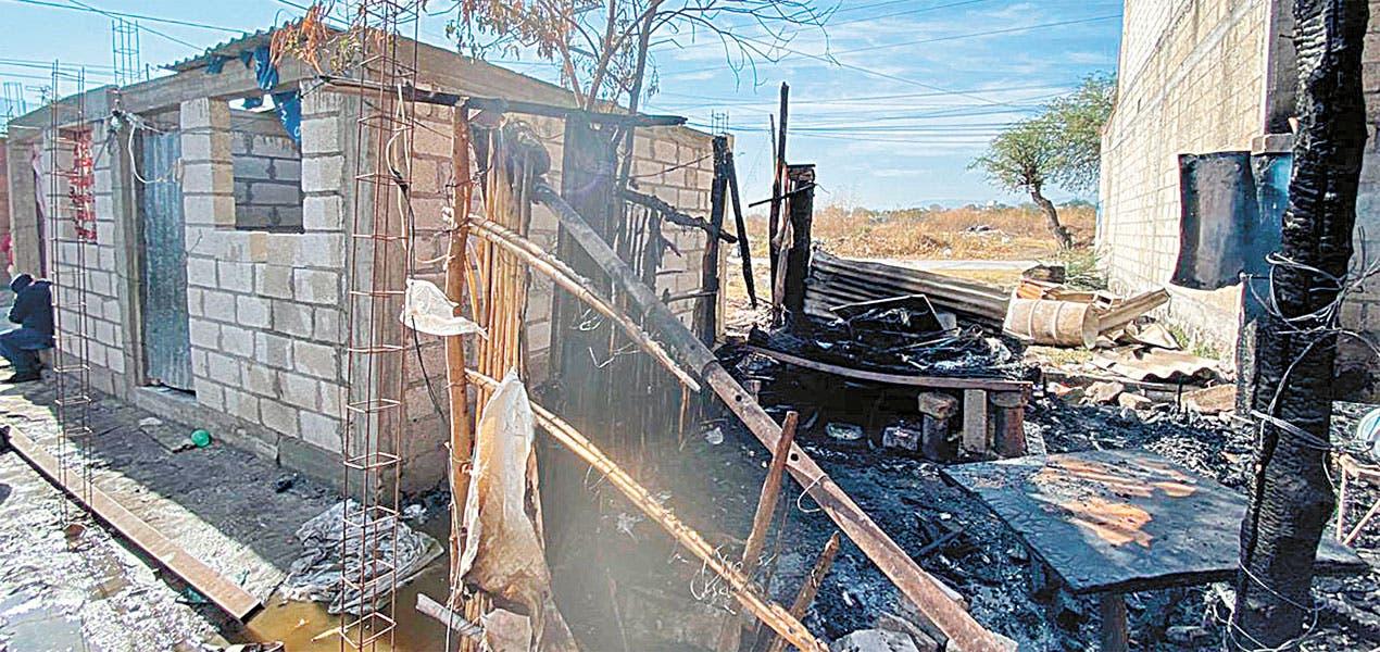 Ayudará Jojutla a familia afectada por incendio
