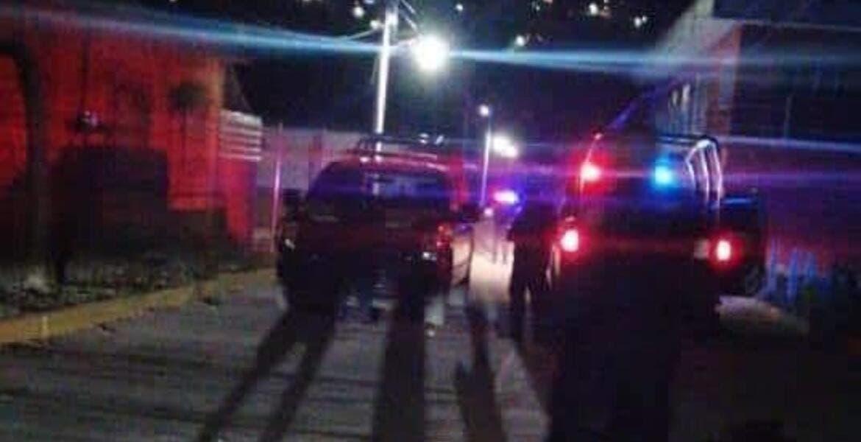 Balacera en Yautepec deja 1 muerto y 3 heridos