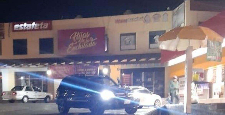 Matan a balazos a un sujeto y lesionan a otro en avenida Diana, de Cuernavaca