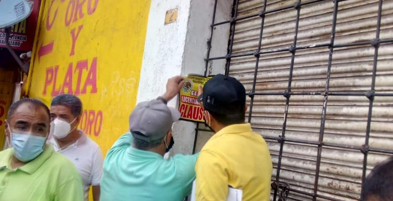 """Clausuran por una riña bar """"Mandalay"""" en Yautepec"""