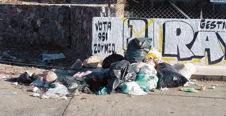 la basura en el estado de morelos: