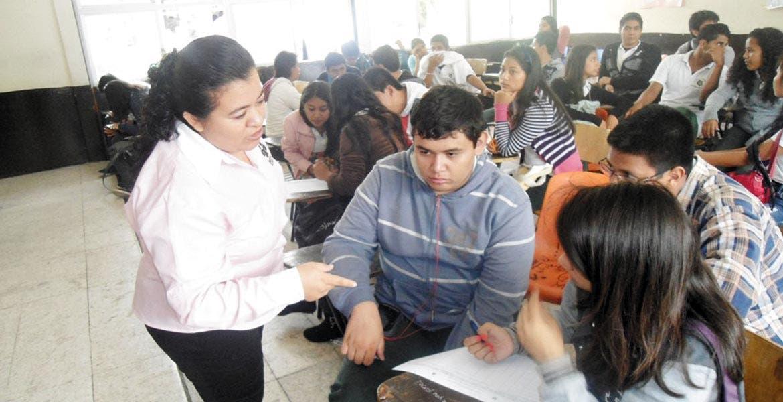 Curso. INEEA ha capacitado a los becarios adquieren conocimientos metodológicos para enseñar a leer y escribir, o concluyan estudios.