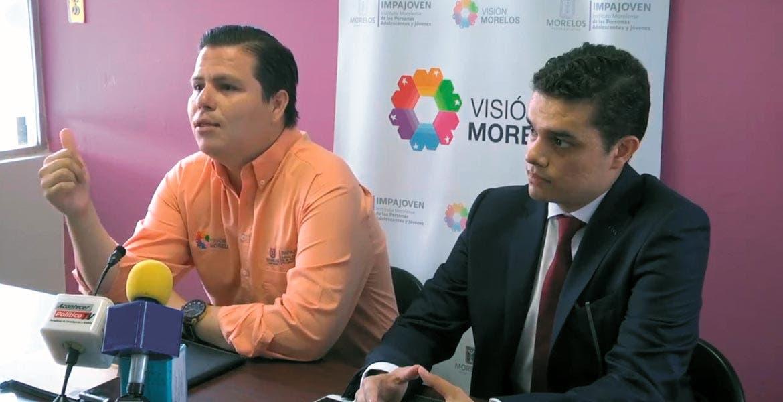 Apoyo. Reconocen el interés del Gobierno de Morelos por brindar herramientas para el desarrollo de los jóvenes.
