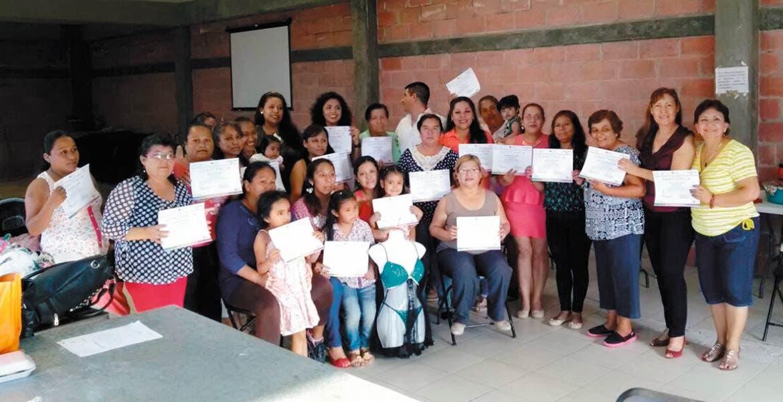 Impulso. El Ayuntamiento de Yautepec, en colaboración con el Servicio Nacional de Empleo, apoya a las mujeres.