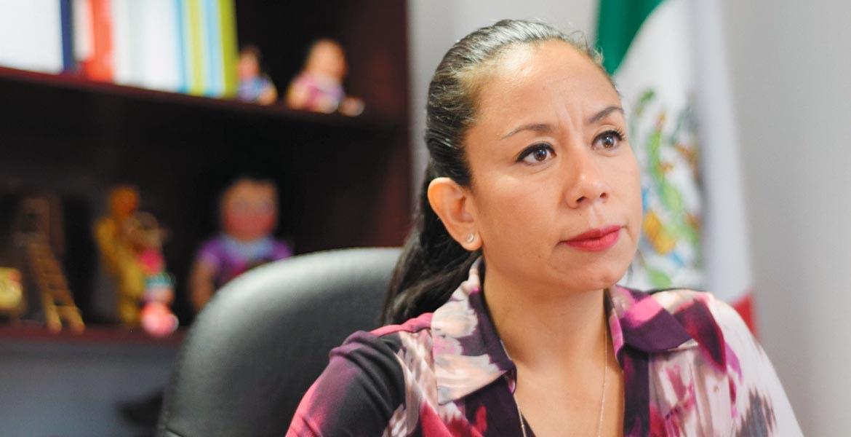 Blanca Almazo, titular de Sedeso
