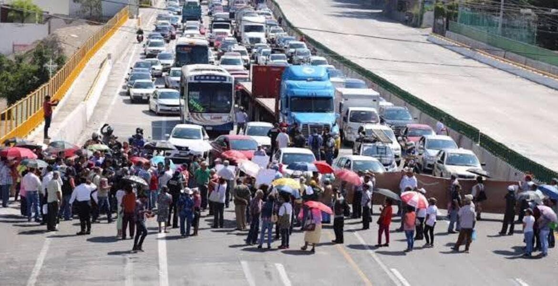 Ojo: vienen megabloqueos para el viernes en todo Morelos